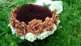 Комплект ′Шоколадная ваниль′