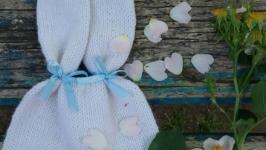 Шапка ′Зайка′ для новорожденного