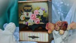 Чайный домик′Английские розы′