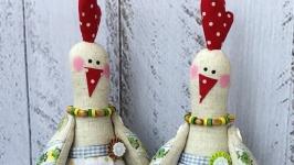 Курочки - весняночки