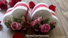 Подарочные коробочки ′Признание в любви: для него и для неё′