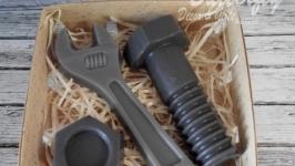 «Инструменты - 3» Набор, Мыла ручной работы