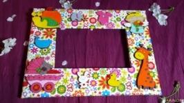 Рамочка для детских фото