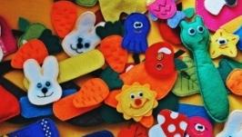 Подарок для детей ′Развивающие квадратики′