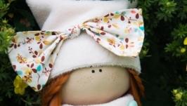 Текстильная кукла Солнечное настоение