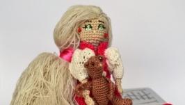 Интерьерная куколка Кукла Белла
