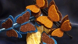 Ободок з метеликами ′Mariposa′
