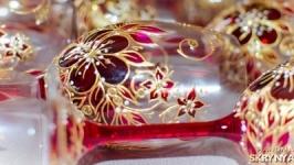 Бокалы для вина ′Burgundy wine′