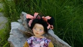 Интерьерная кукла Матильда