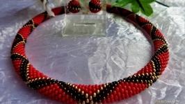 Жгут Красный зиг-заг