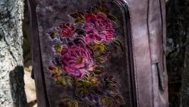 Backpack ′Peonies′