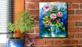 ′Букет чайных роз′