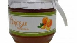 Джем из персиков (200 г)