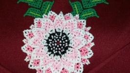 Колье (гердан) ′Уичельский цветок′