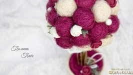 Декоративное деревцо ′Passion′