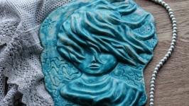 Панно Барельеф Скульптура Картина Рельефная Настенная Настольная ′LI′