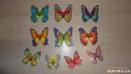 Декор Бабочки для оформления интерьера