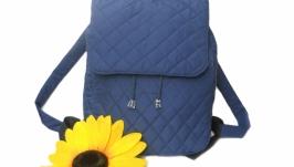 Рюкзак женский стеганный