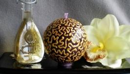 Свеча ′шар′. Коллекция ′Дивные шары′
