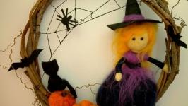 Веночек «Хеллоуин»