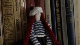 Морячка Кукла в стиле Тильда