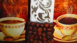 Кофейные свечи-декор.подарок,сувенир