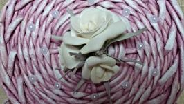 Шкатулка ′Розовая нежность′.