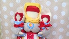 Кукла мотанка Двойная Прибыль