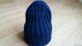 Модная шапка-тыковка