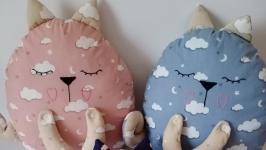 подушка-сплюшка Кот