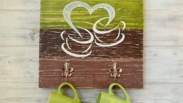 Чайна полиця ′Tea for Two′