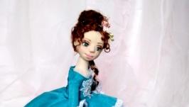 Кукла из трикотажа Сонечка