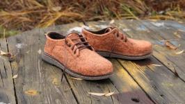 Валяные туфли Осенняя королева