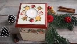 Підсвічник Різдвяні секретики