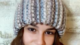Комплект шапкашарф
