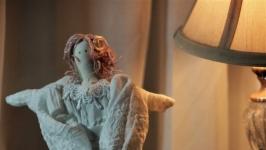 Тильда Белый Ангел