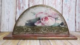 Салфетница ′Розы′