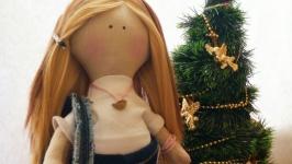Большая и Милая Интерьерная кукла