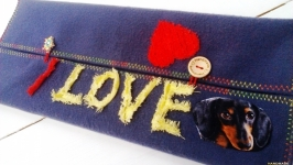 Салфетница, чехол для салфеток текстильный, коробка для салфеток
