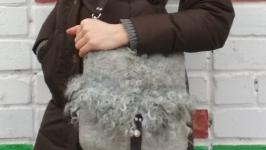 Валяна сумка ′Wool style′