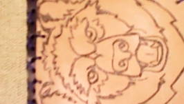 Портмоне ′Медведь′