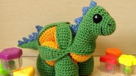 Динозавр-головоломка