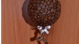Кофейный топиарий