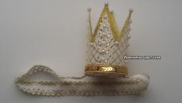 Корона  на повязке