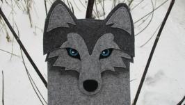 Чехол для планшета «Волк» до 9 дюймов