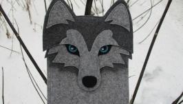Чехол для планшета «Волк» от 10 дюймов