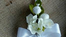 Свічка ′Яблуневий цвіт′