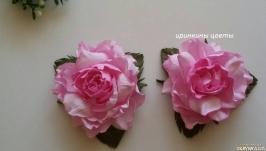 Розы на резинках
