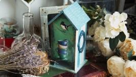 Чайный домик ′ Птичьи мечты′