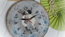 Часы Друзья